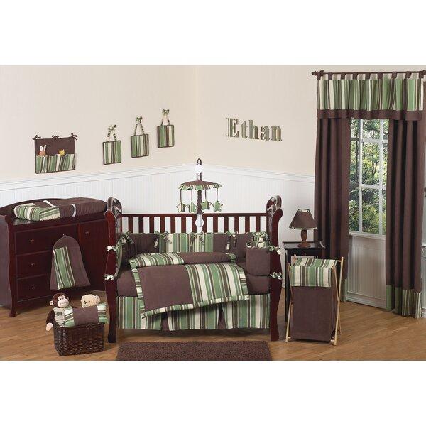 Ethan 9 Piece Crib Bedding Set by Sweet Jojo Designs