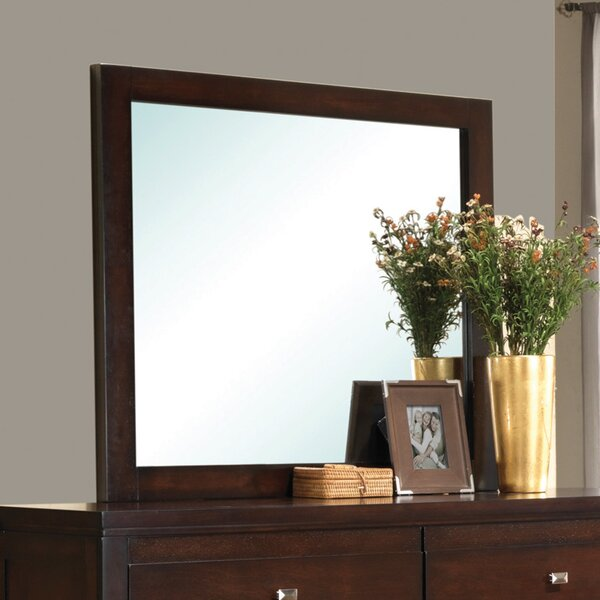 Cameron Rectangular Dresser Mirror by Wildon Home ®