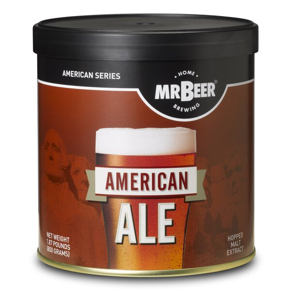 Mr. Beer American Ale Beer Making Refill Kit by Mr. Beer