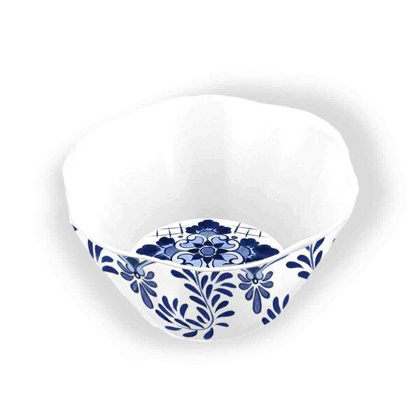 Eldert 24 oz. Melamine Rice Bowl (Set of 6) by Bloomsbury Market