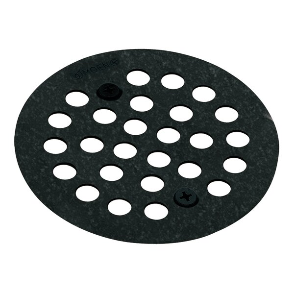 Kingsley Grid Shower Drain by Moen