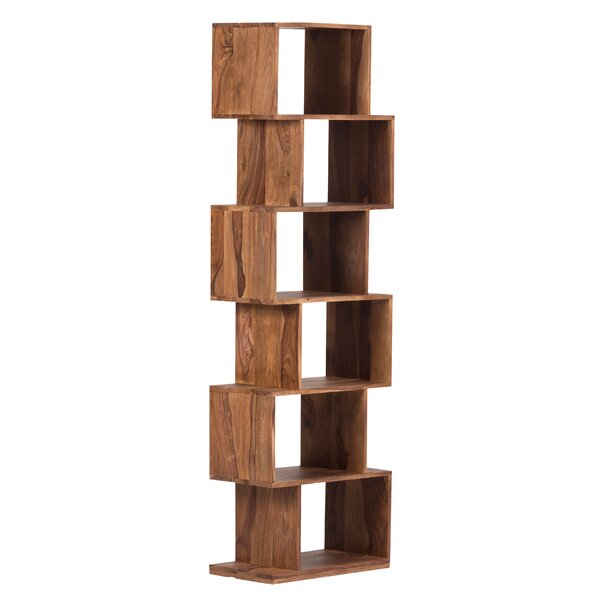 Amerson Geometric Bookcase By Foundry Select