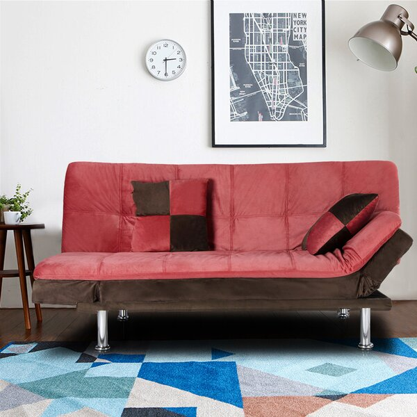 Titsworth Reclining Sleeper Sofa by Latitude Run