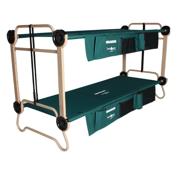 Cam-O-Bunk Bed Cot by Disco Bed