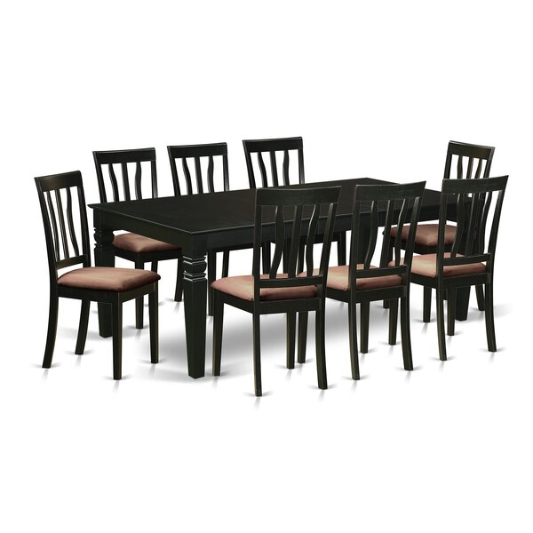 Apatow 9 Piece Dining Set by Darby Home Co