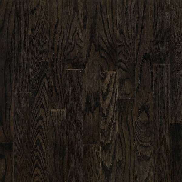 Dundee 2-1/4 Solid Red Oak Hardwood Flooring in Espresso by Bruce Flooring