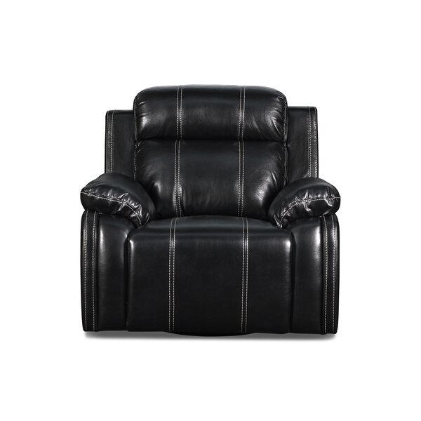 Carntall Faux Leather Recliner W001136321