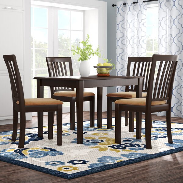 Oneill Modern 5 Piece Dining Set by Andover Mills