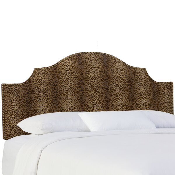 Faszcza Upholstered Panel Headboard by Bloomsbury Market