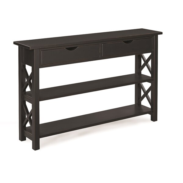 Breakwater Bay Black Console Tables