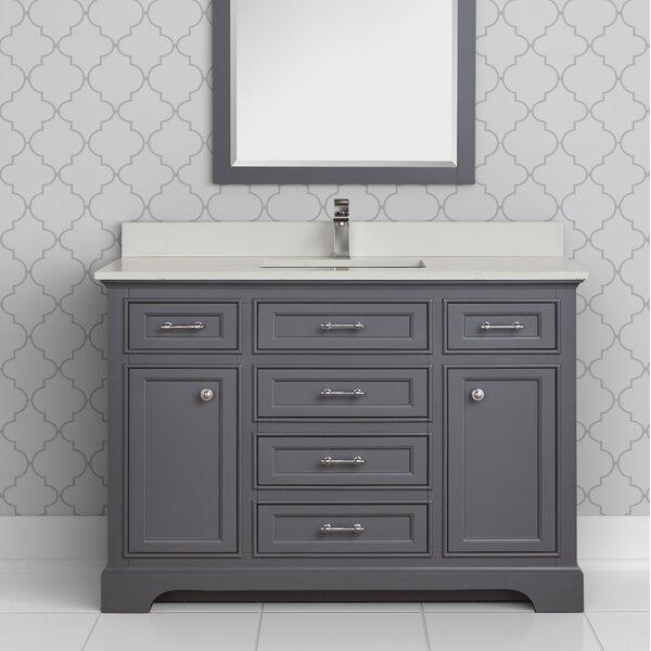 Seraphine 49 Single Bathroom Vanity Set by Alcott Hill