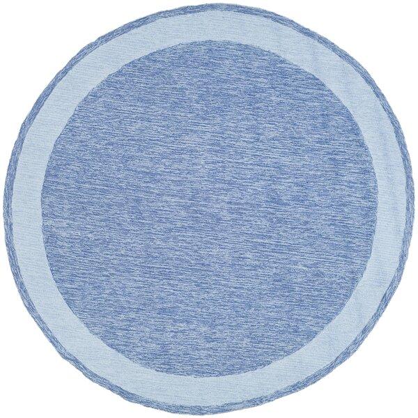 Liadan Blue Area Rug by Highland Dunes