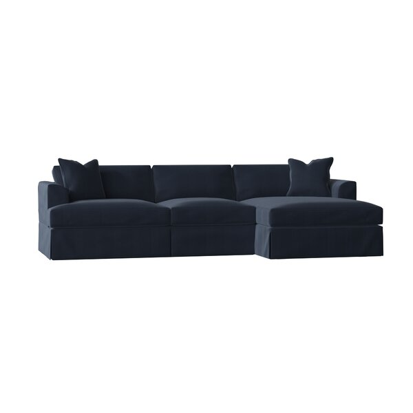 Sectional By Wayfair Custom Upholstery™