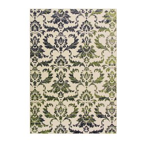 Klahn Green Area Rug