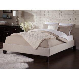 Czarnecki King Upholstered Platform Bed