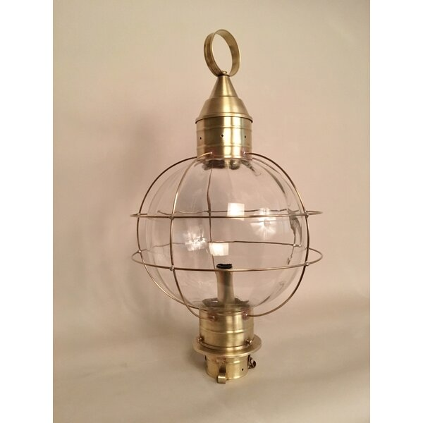Onion 1-Light Lantern Head by Brass Traditions