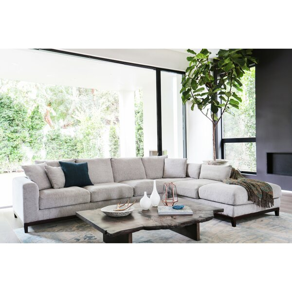 Exellent Quality Kellan Sectional by Capsule Home by Capsule Home
