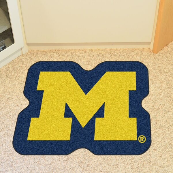 NCAA University of Michigan Mascot Mat by FANMATS
