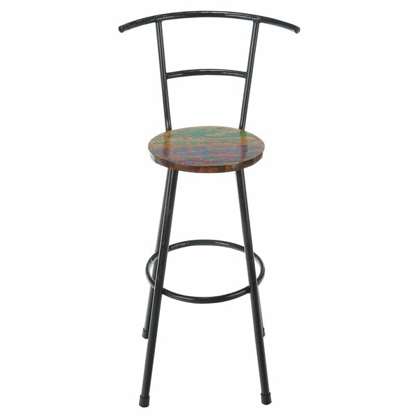 Lubin 43 Bar Stool by Red Barrel Studio