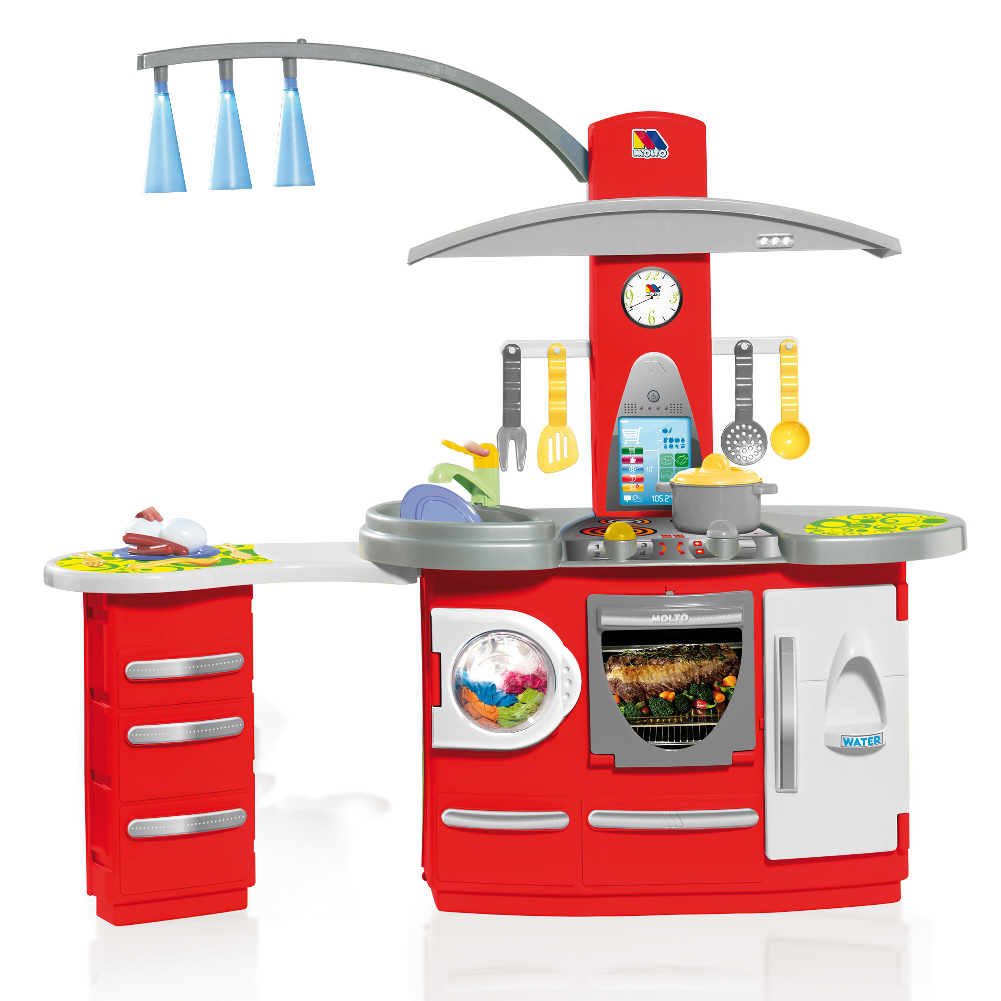 Complete Electronic Kitchen Set