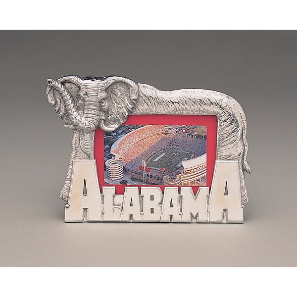 NCAA University of Alabama Picture Frame by Arthur Court Designs