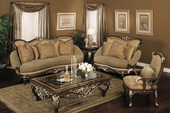 Catalan Configurable Living Room Set by Benetti's Italia