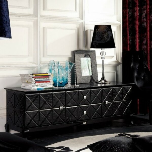 Janine TV Stand For TVs Up To 78