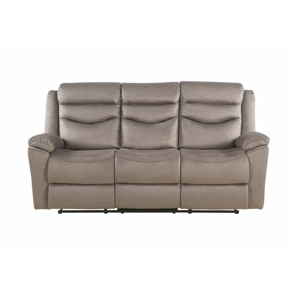 Itasca Reclining Sofa by Ebern Designs