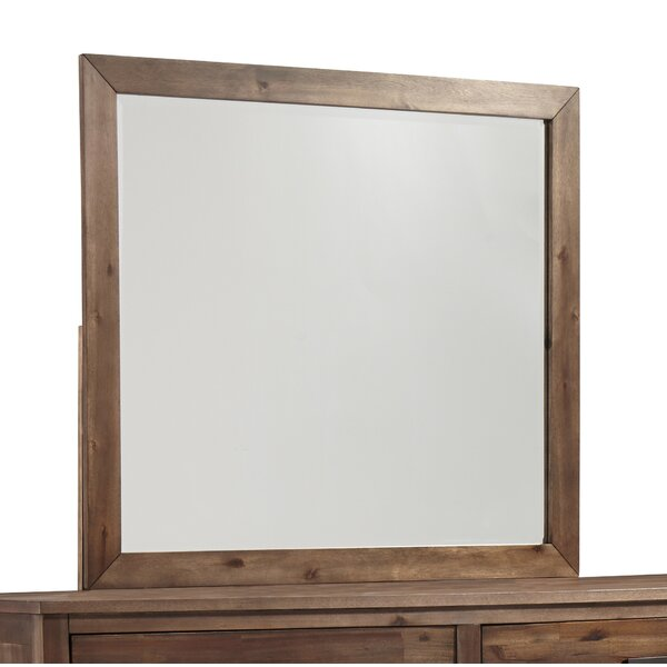 Wiltshire Rectangular Dresser Mirror by Gracie Oaks