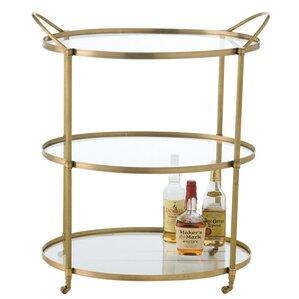 Hightower Bar Cart by Birch Lane™