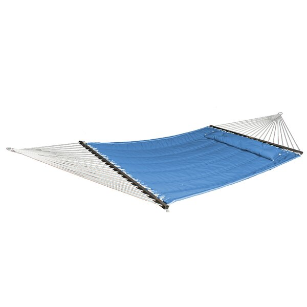Dittman Quilted Olefin Double Tree Hammock by Red Barrel Studio Red Barrel Studio
