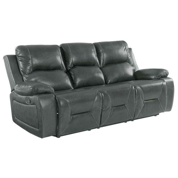Ullery Living Room Reclining Sofa by Winston Porter