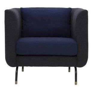 Harrington Barrel Chair by Latitude Run
