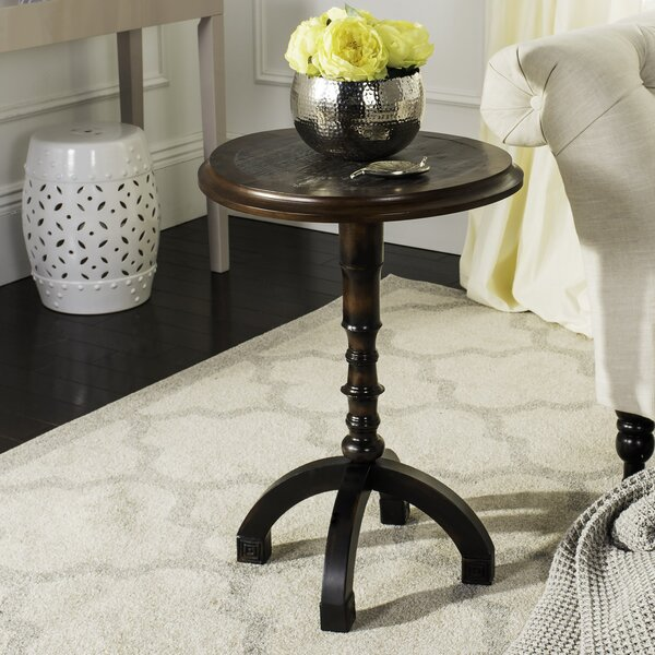 Barnaby End Table by Safavieh