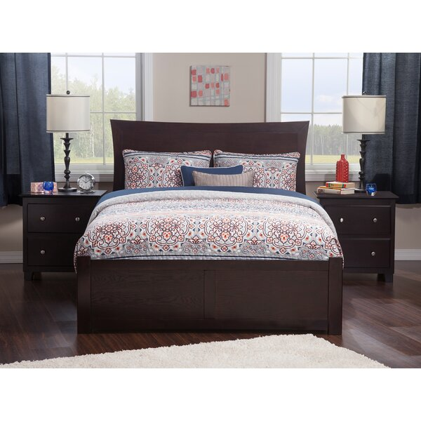 Yaeger King Storage Platform Bed by Latitude Run