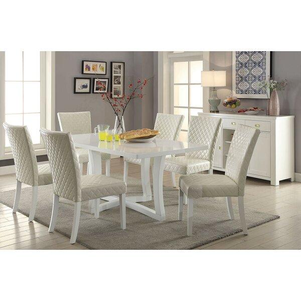 Marlborough Dining Table by Everly Quinn