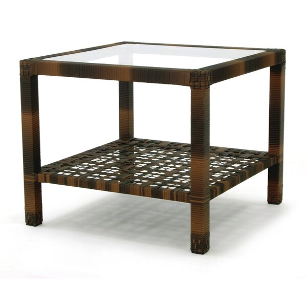 Astor Wicker Rattan Coffee Table by OASIQ