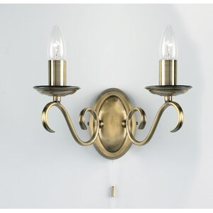 Candle wall sconces wall lamps candle wall lights wayfair save to idea board mozeypictures Images