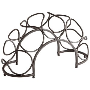 Bridge 5 Bottle Tabletop Wine Rack by Cyan Design