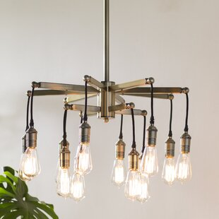Mckenna 12-Light Candle Style Chandelier by Brayden Studio