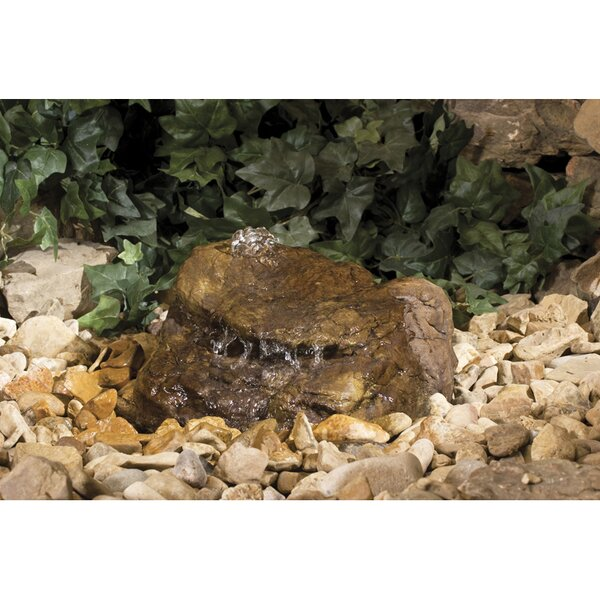 Coronado Sloped Bubbling Rock by Hargrove Outdoor Products