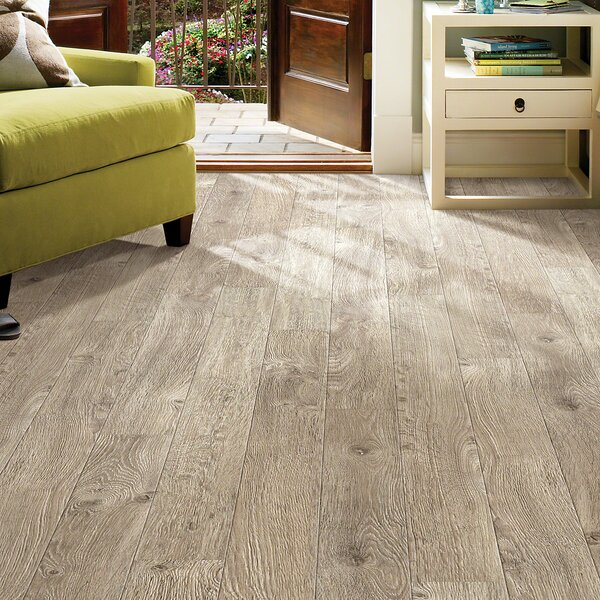 Promenade 5 x 48 x 10mm Oak Laminate Flooring by S