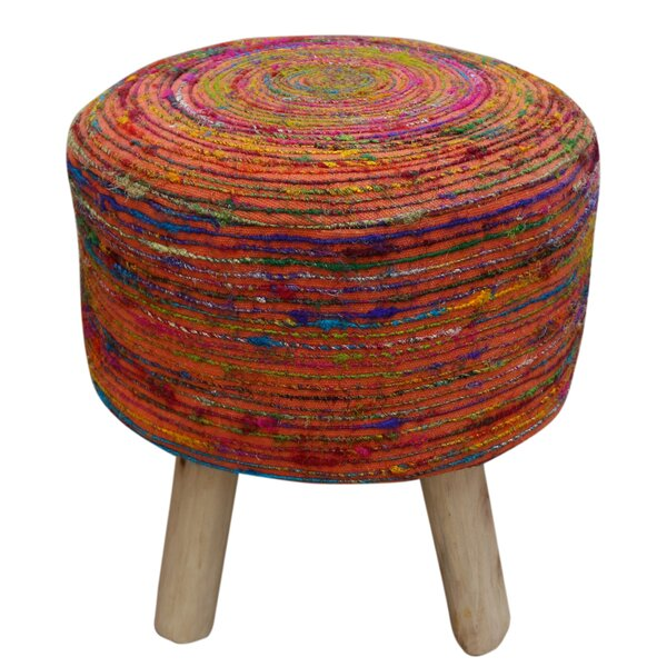 Peloquin Vanity Stool by Bungalow Rose
