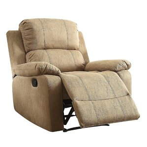 Olivet Manual Recliner by Red ..
