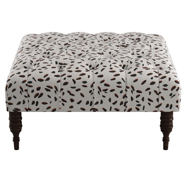 Marksbury Cocktail Ottoman By Wrought Studio 2019 Coupon
