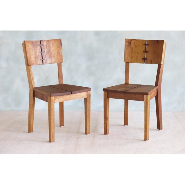 Somoto Solid Wood Dining Chair By Masaya & Co