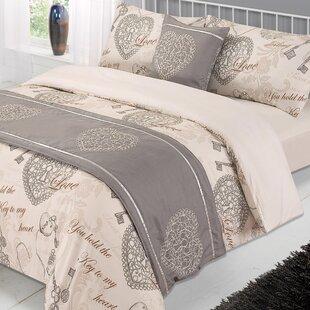 Antoinette Natural Bed Set