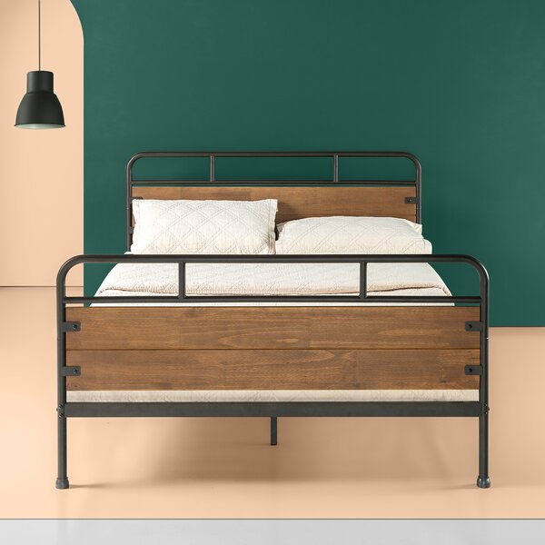 Vosburgh Bed Frame by Gracie Oaks