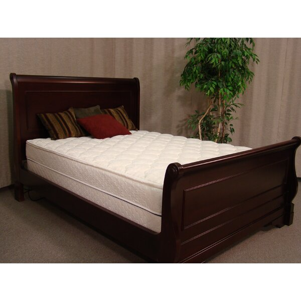 Dove 8 Softside Feather Edge Flotation Complete Bed Set by Vinyl Products