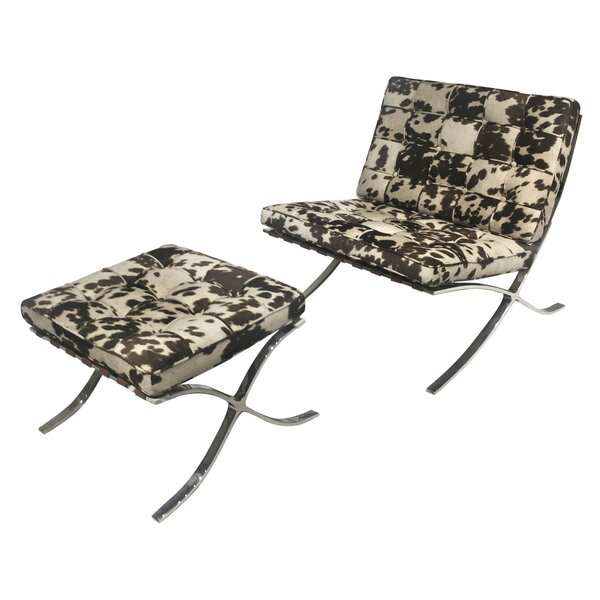 Throggs Lounge Chair by Union Rustic